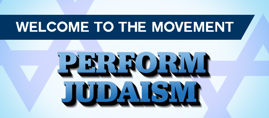 Mainstages: Perform Judaism